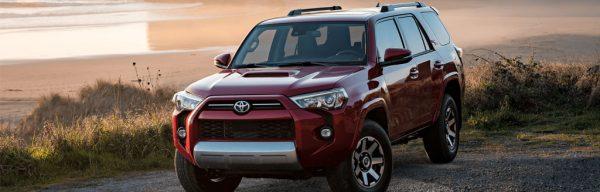 2021 Toyota 4Runner Overview in Charleston, SC
